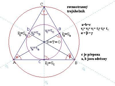 Výška trojúhelníku vzorec